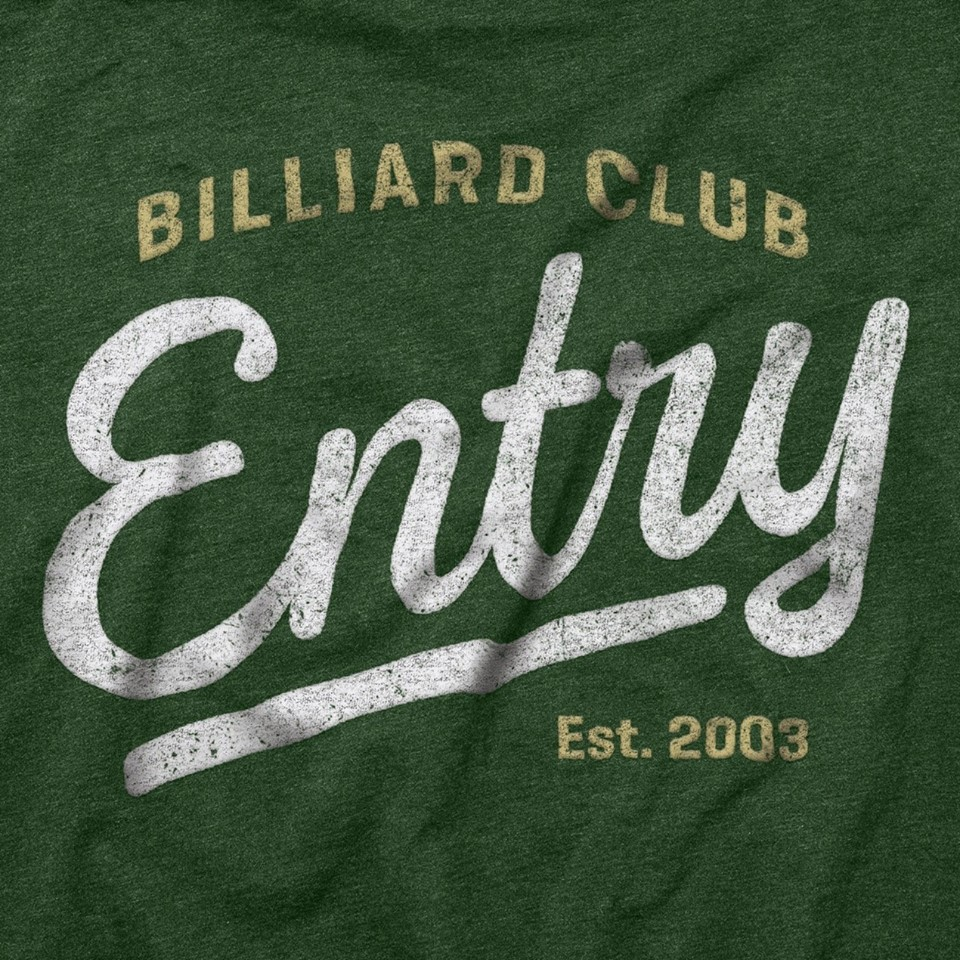 "Billiard club ""Entry"""